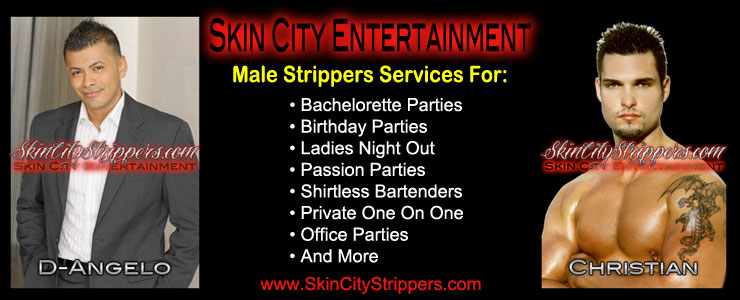 San Diego Strippers |  Male Strippers